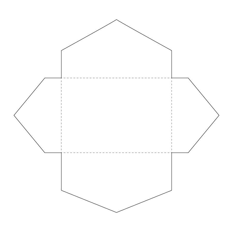 40+ Free Envelope Templates (Word + Pdf) - Template Lab - Free Printable Greeting Card Envelope Template