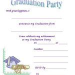 40+ Free Graduation Invitation Templates   Template Lab   Free Printable Invitations