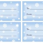 40 Unique Printable Christmas Gift Tags | Kittybabylove   Free Printable Gift Tags Templates