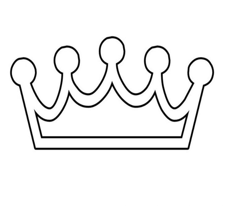 Free Printable King Crown Template