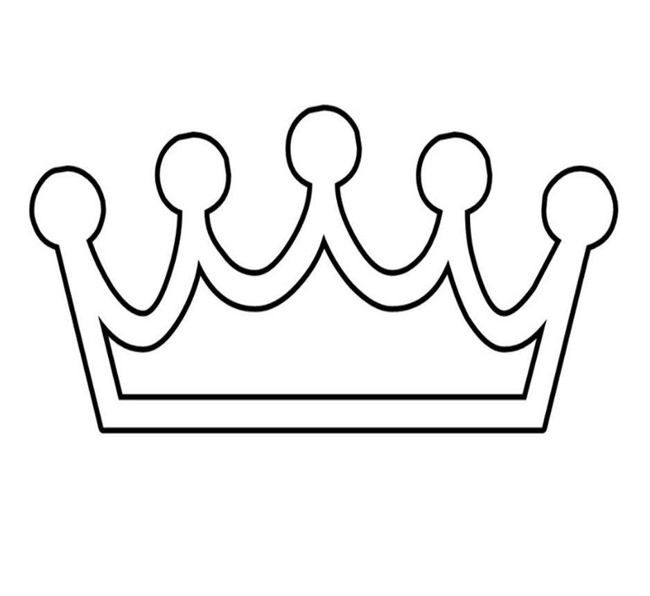 45 Free Paper Crown Templates - Template Lab - Free Printable Crown