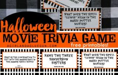 45+ Of The Best Halloween Games Ever – Play Party Plan – Free Printable Halloween Party Games