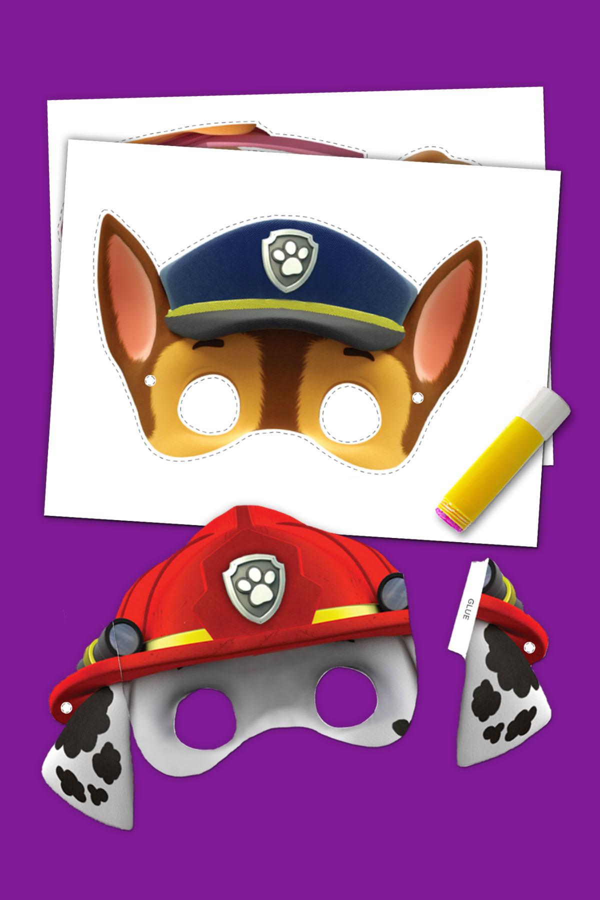 5 Paw Patrol Halloween Printables | Nickelodeon Parents - Free Printable Halloween Iron Ons