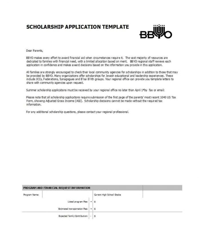 Free Printable Fafsa Application Form