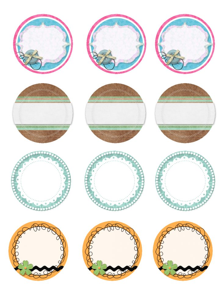 Free Printable Labels For Jars
