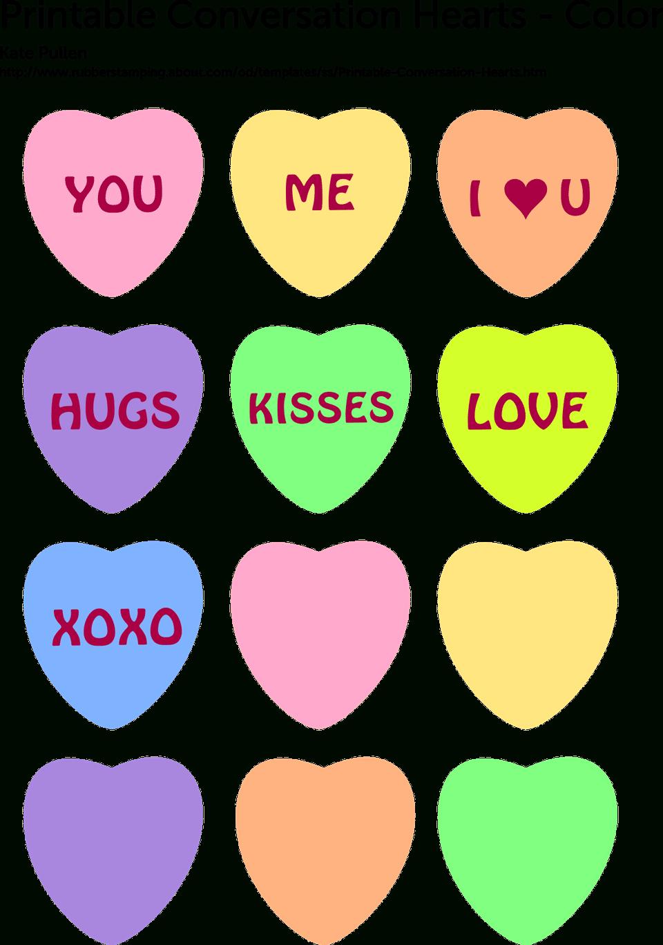 6 Free Printable Heart Templates   Valentine Ideas   Pinterest - Free Printable Valentine's Day Stencils