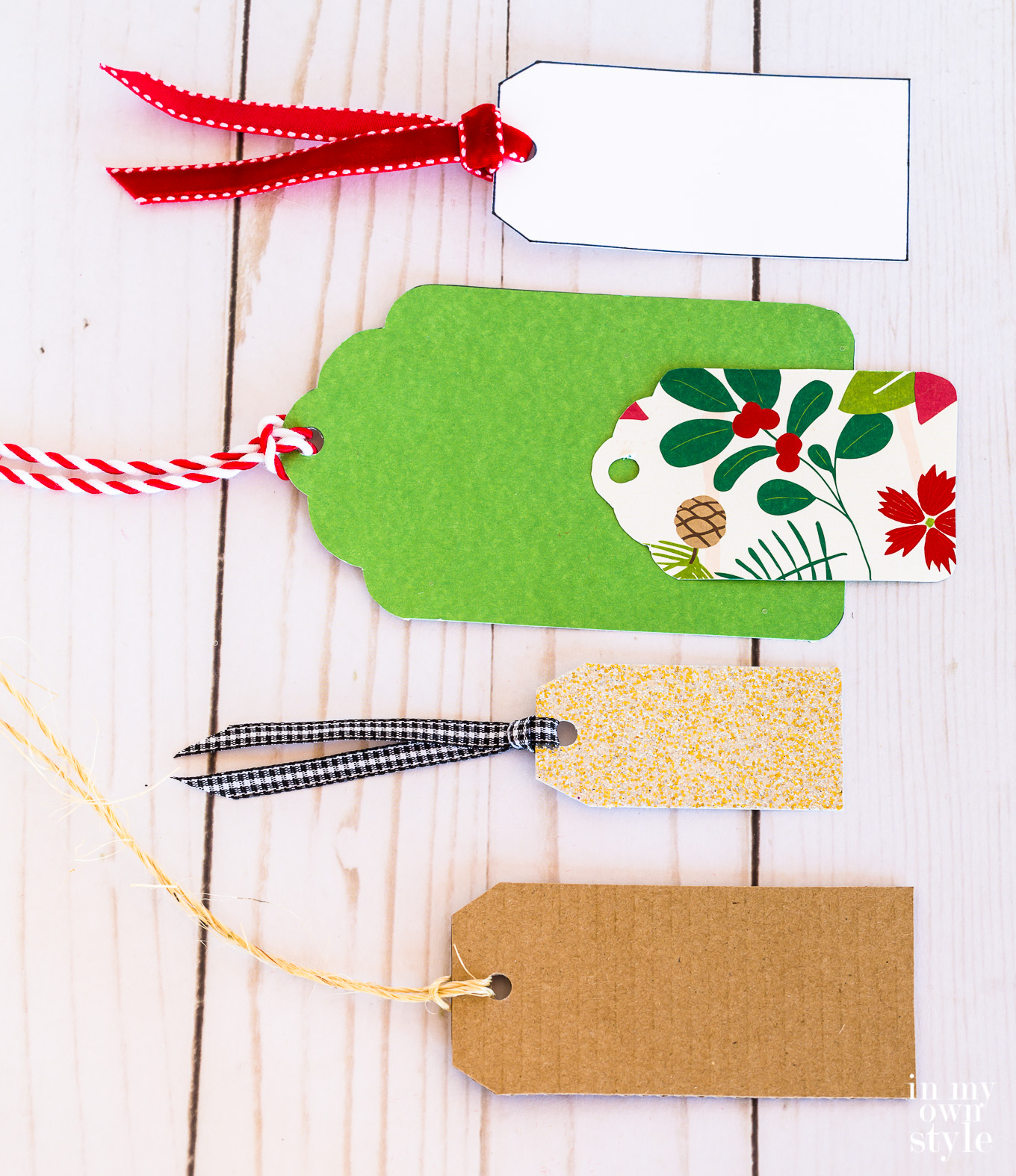 6 Reasons Why You Should Not Buy Christmas Gift Tags | In My Own Style - Free Online Gift Tags Printable