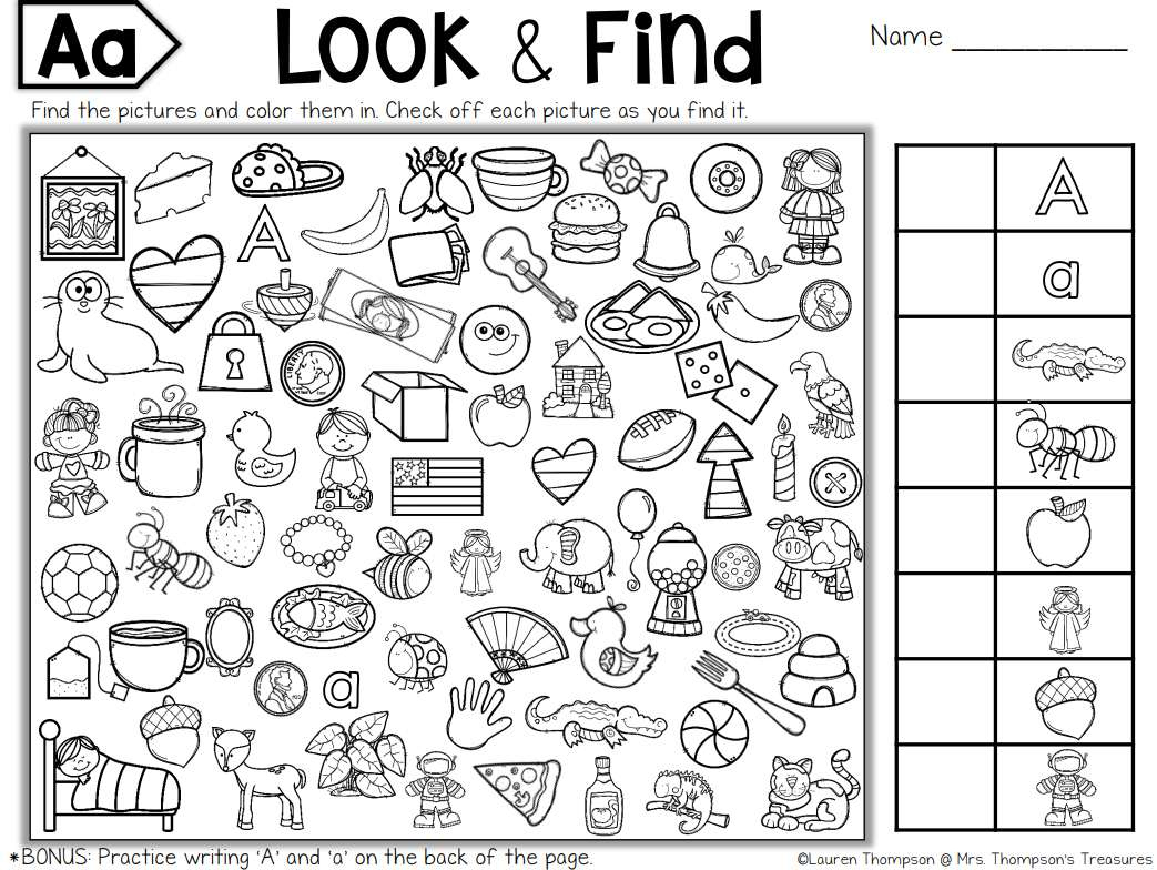 7 Places To Find Free Hidden Picture Puzzles For Kids - Free Printable Hidden Picture Puzzles For Adults