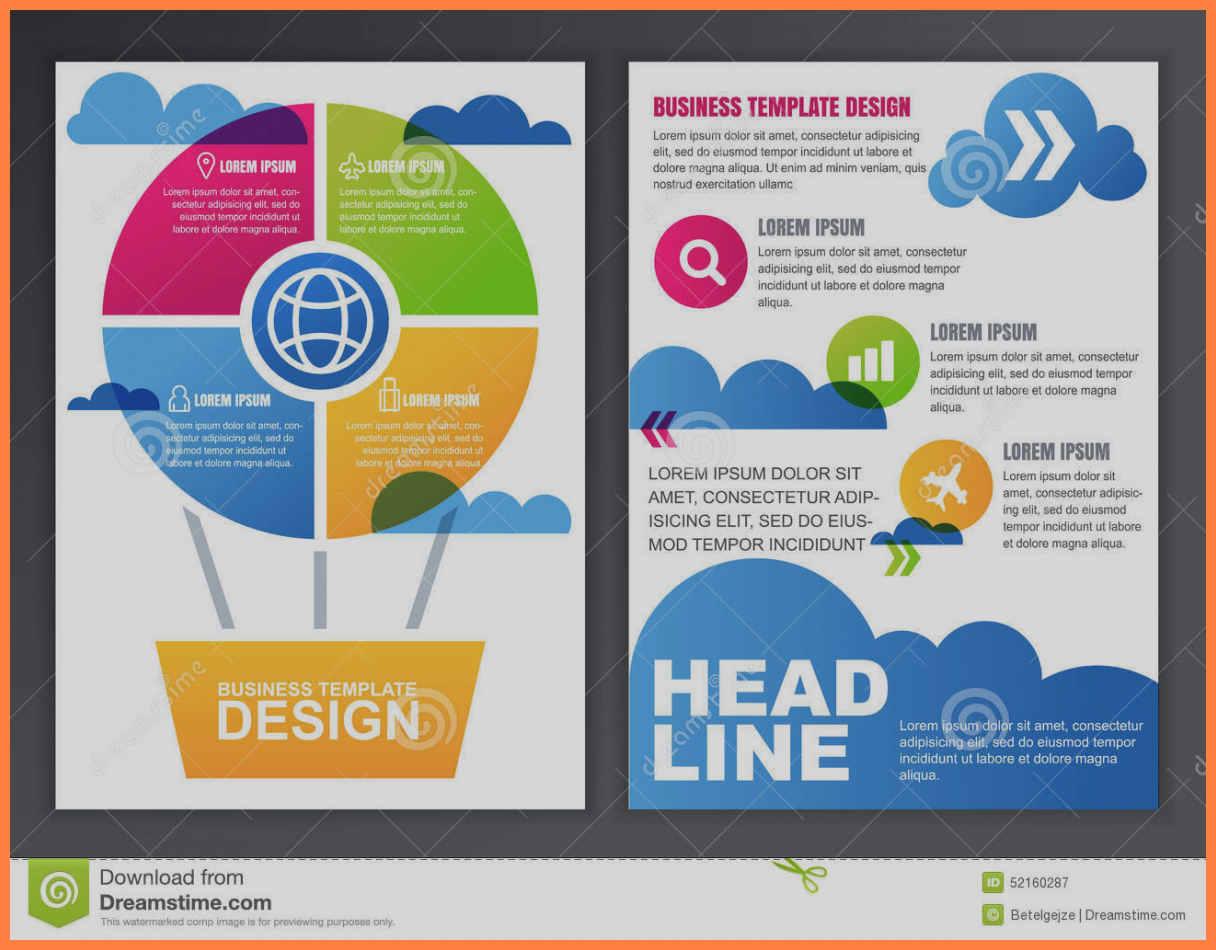 8+ Free Online Templates For Brochures | Andrew Gunsberg - Online Brochure Maker Free Printable