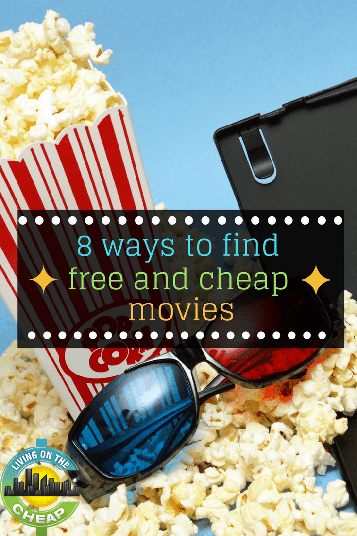 8 Ways To Find Free And Cheap Movies - Living On The Cheap - Regal Cinema Free Popcorn Printable Coupons
