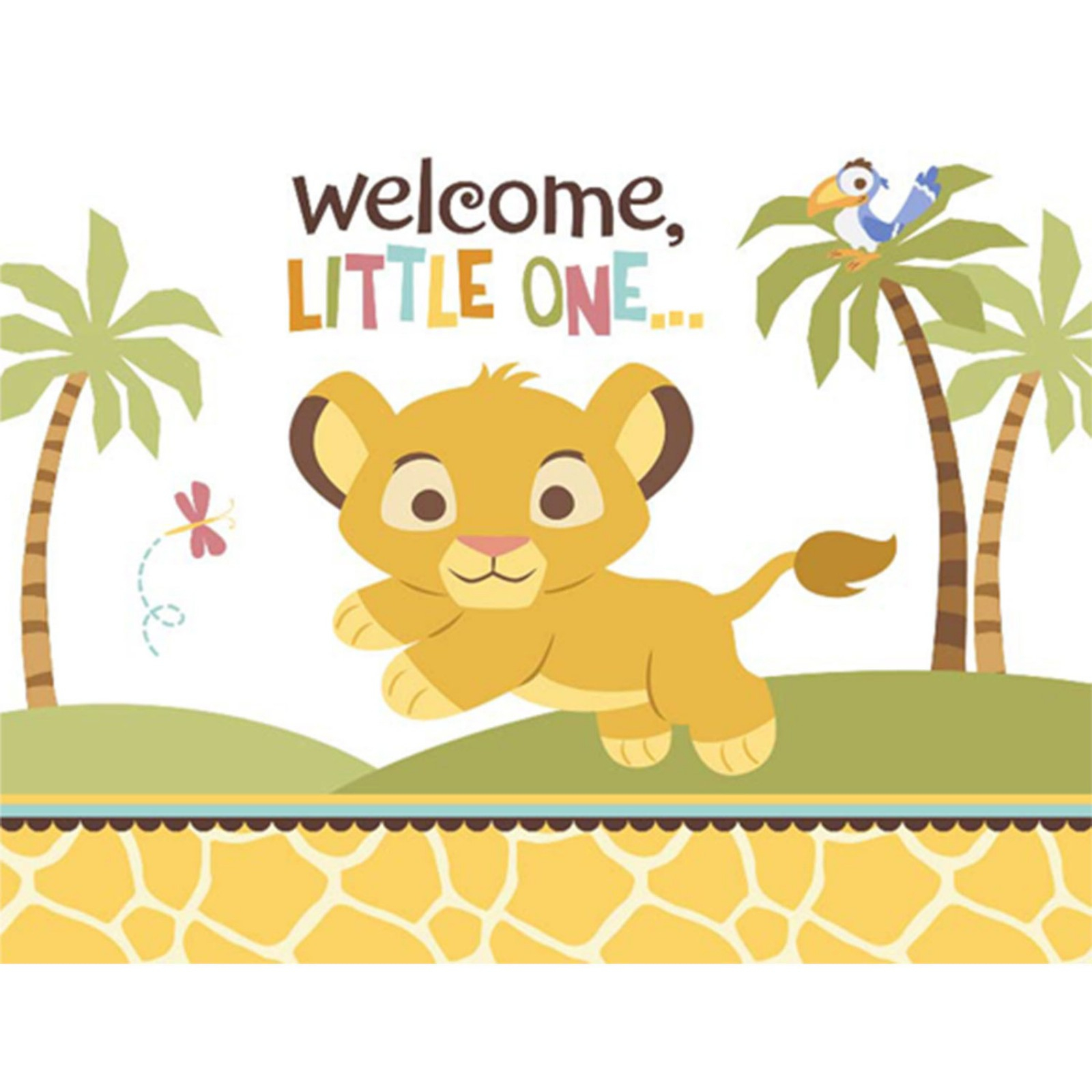 9 Free Lion King Baby Shower Invitations   Kittybabylove - Free Printable Lion King Baby Shower Invitations