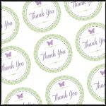 A Download Thank Free Printable Thank You Tags Template You Tags For   Free Printable Thank You Tags Template