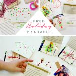 A Free Holiday Letter Printable To Dress Up Your Card Sending | Home   Free Hallmark Christmas Cards Printable