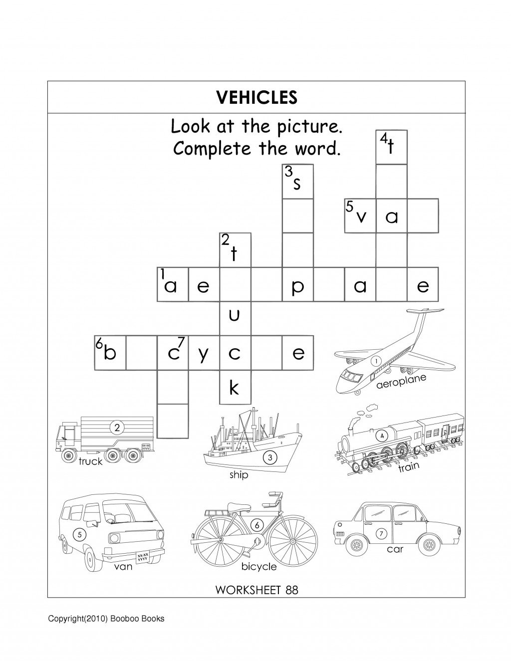 A Guide To Using Printable Kindergarten Worksheets | Wehavekids - Free Printable Name Worksheets For Kindergarten