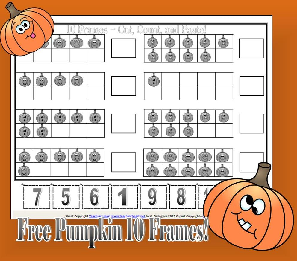 A Pumpkin Unit - Filled With Lessons, Printables, And More - Free Printable Pumpkin Books