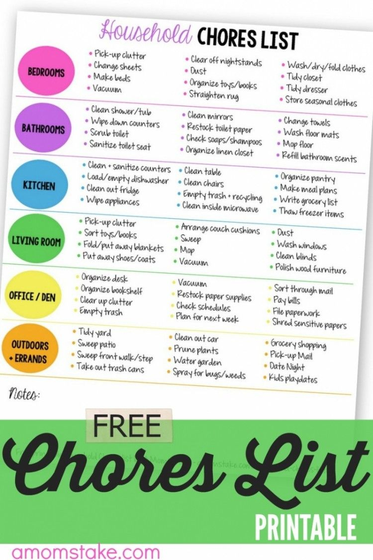 Add This Free Printable Worksheet Your Home Management Binder. It - Free Printable Home Organization Worksheets