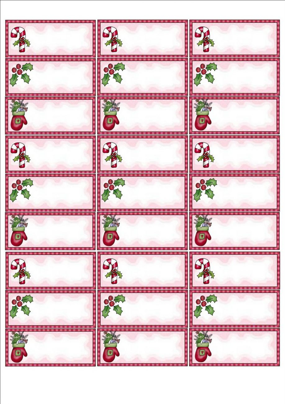 Address Label Templates Christmas Return Labels Template Avery 5160 - Free Printable Christmas Address Labels Avery 5160