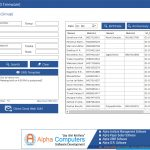 Addressbook Software || Alpha   Free Printable Address Book Software