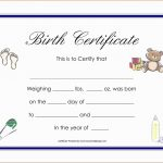 Adoption Certificate Template And Child With Animal Plus Pet Free   Free Printable Adoption Certificate