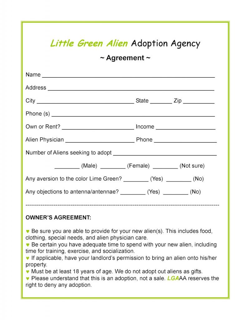 Adoption Certificate Template Superb Free Printable Certificates - Free Printable Adoption Papers