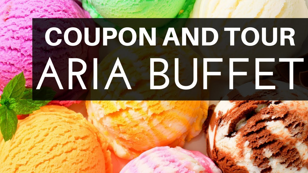 Aria Buffet Dinner Free 2 For 1 Pass Coupon Las Vegas - Youtube - Free Las Vegas Buffet Coupons Printable