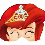 Ariel Free Printable Masks. | Oh My Fiesta! In English   Free Printable Masks