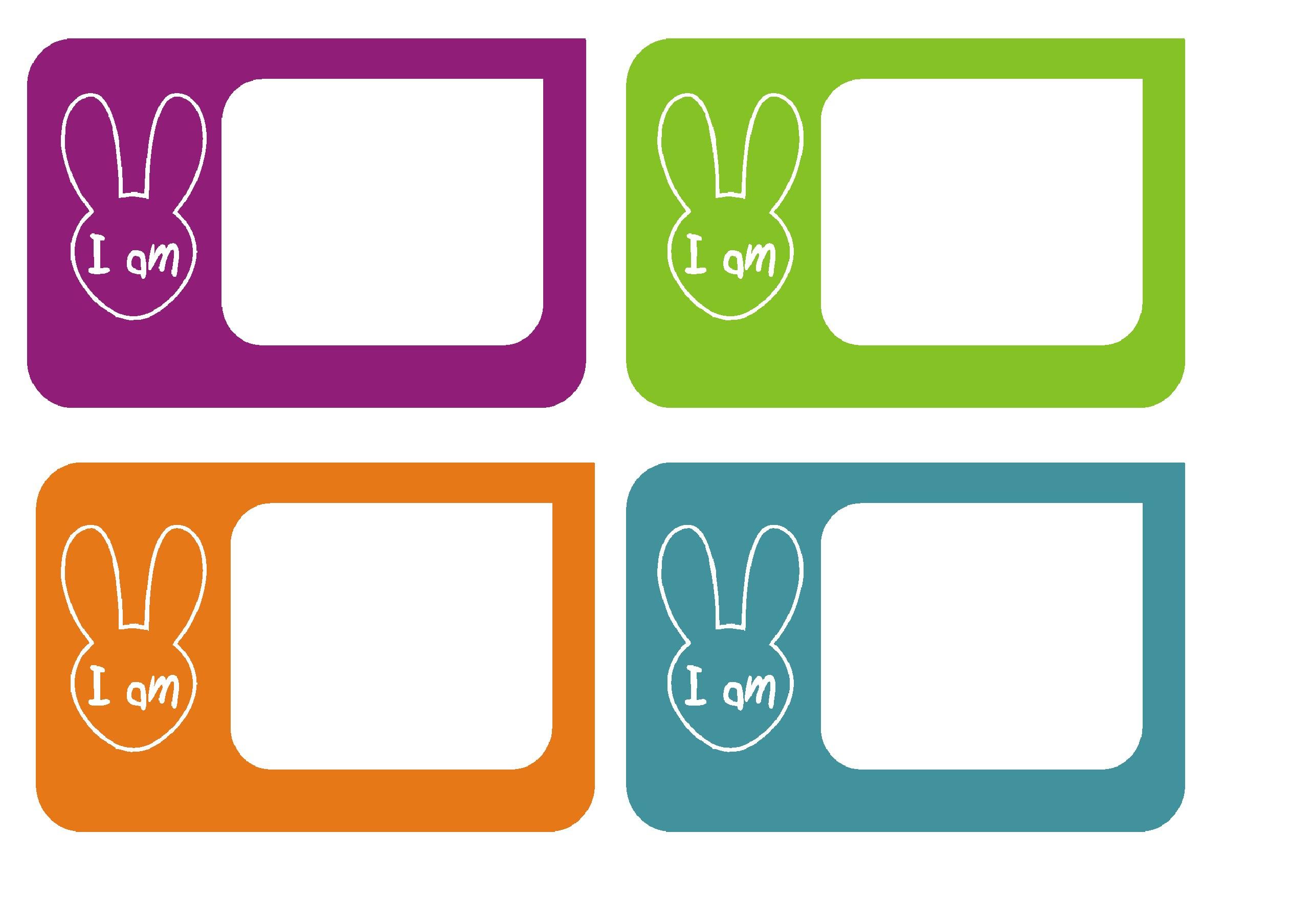 Astonishing Cute Name Tags My Purplehoneyjar | Apofore Cute Name - Free Printable Name Labels For Kids
