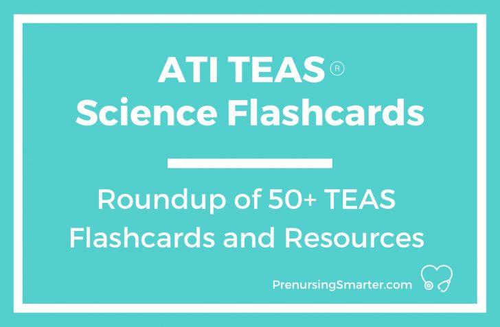 Free Printable Teas Test Study Guide