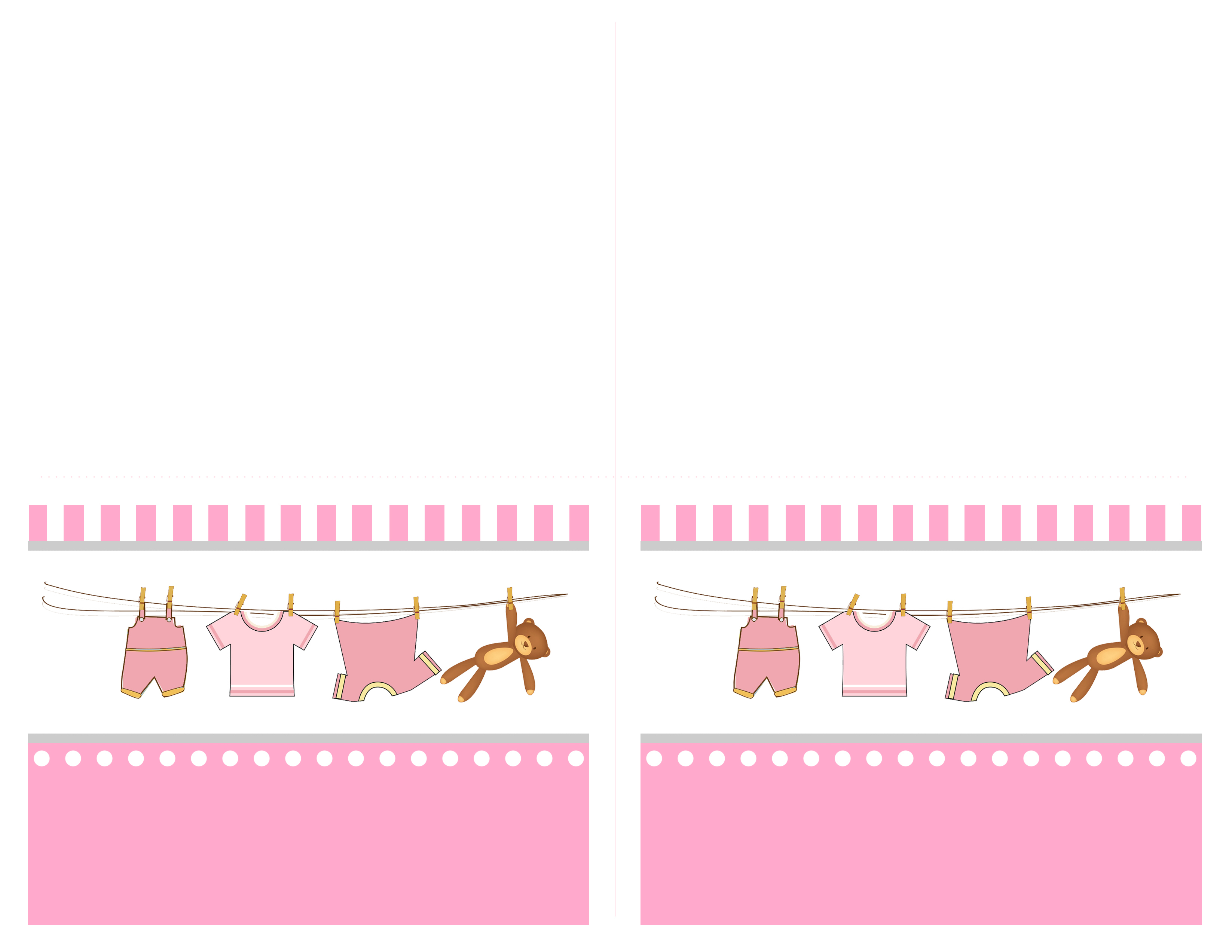 Baby Girl Shower Free Printables - How To Nest For Less™ - Free Printable Water Bottle Labels For Baby Shower