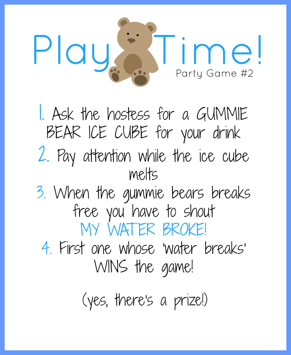 Baby Shower. Games For A Baby Shower: Fun And Festive Baby Shower - Free Printable Baby Shower Games For Twins
