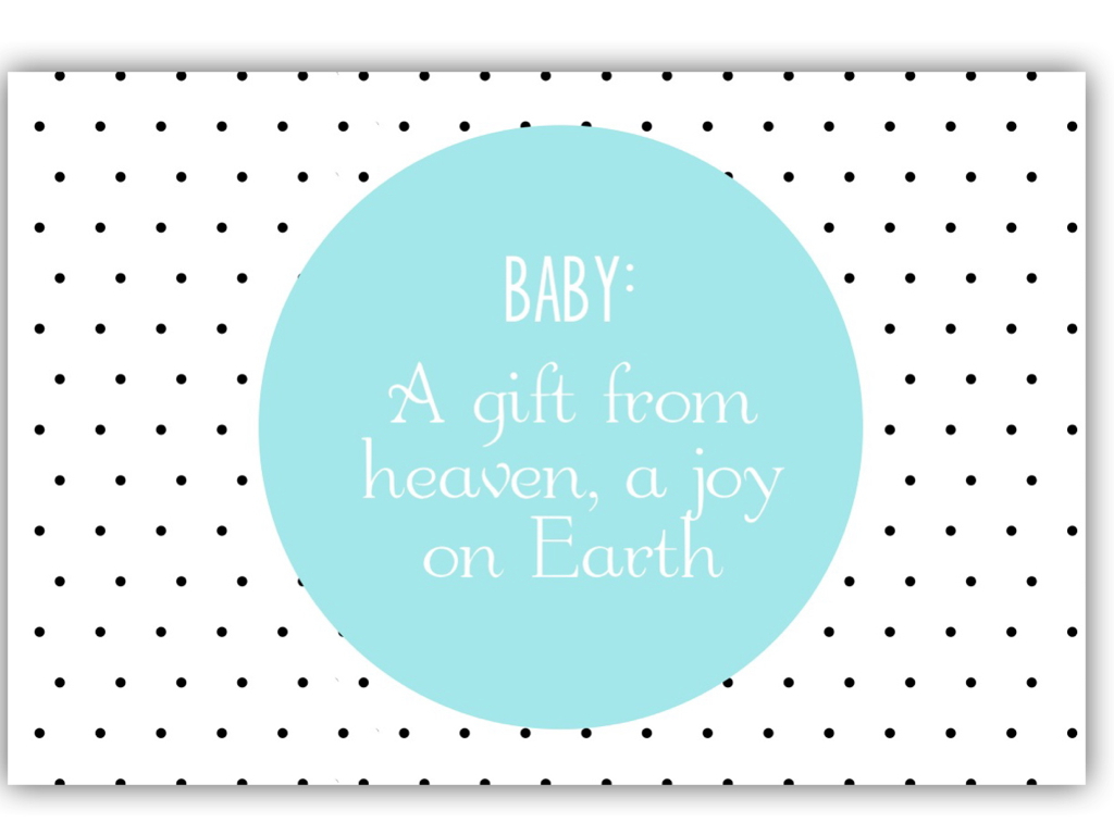 Baby Shower Printable Cards - Baby Shower Ideas - Free Printable Baby Boy Cards