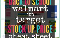 Free Printable Coupons For School Supplies At Walmart