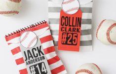 Free Printable Baseball Favor Tags