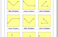 Free Printable Geometry Worksheets For 3Rd Grade