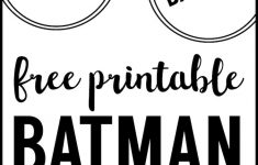 Batman Cupcake Topper Printables | Rodjendani.. | Batman Birthday - Batman Cupcake Toppers Free Printable