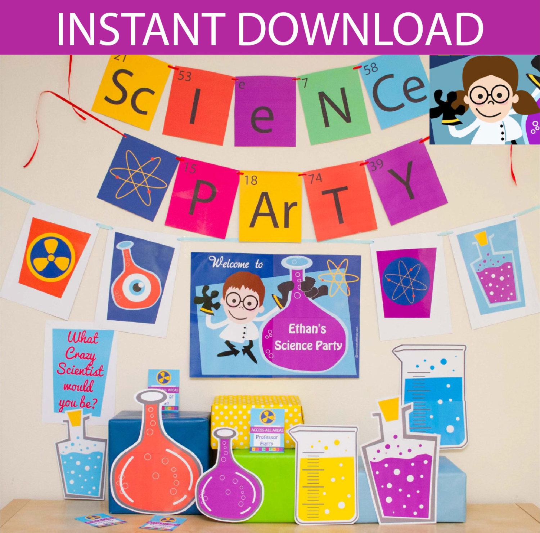 Bdffabcefda Superb Free Printable Science Birthday Party Invitations - Free Printable Science Birthday Party Invitations