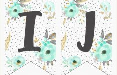 Free Printable Alphabet Letters For Banners