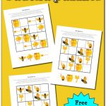 Bee Sudoku {Free Printable}   Gift Of Curiosity   Free Printable Critical Thinking Puzzles
