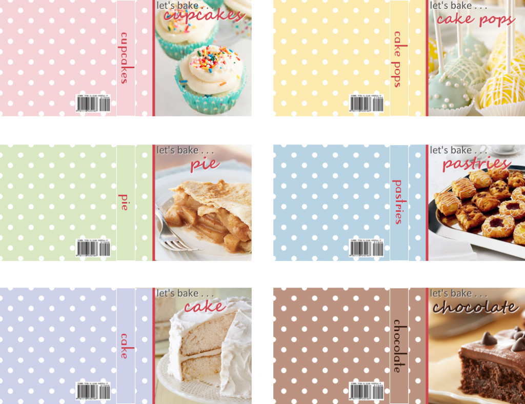 Best Photos Of Printable Book Covers - Free Printable Book Cover - Free Printable Miniature Book Covers
