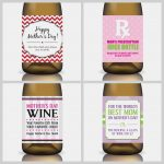 Best Photos Of Wine Label Free Printable Mini Templates – Free ..   Free Printable Wine Labels With Photo