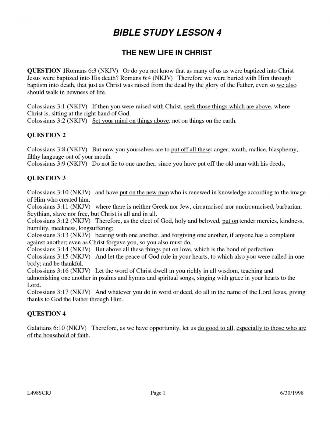 Bible Study Worksheets For Youth | Lostranquillos - Free Printable Sunday School Lessons For Teens