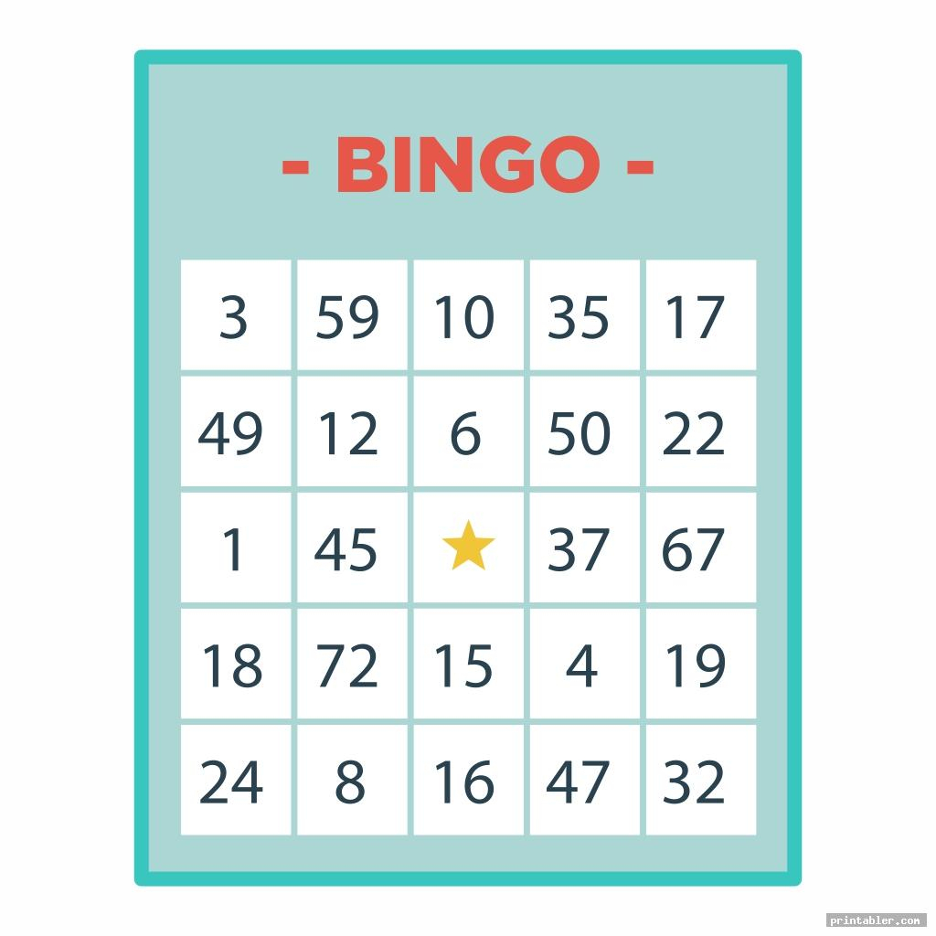 Bingo Game Patterns Printable - Printabler - Free Bingo Patterns Printable