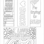 Blank Bookmark Template, Bookmark Template | Bookmarker Ideas | Free   Free Printable Bookmarks Templates