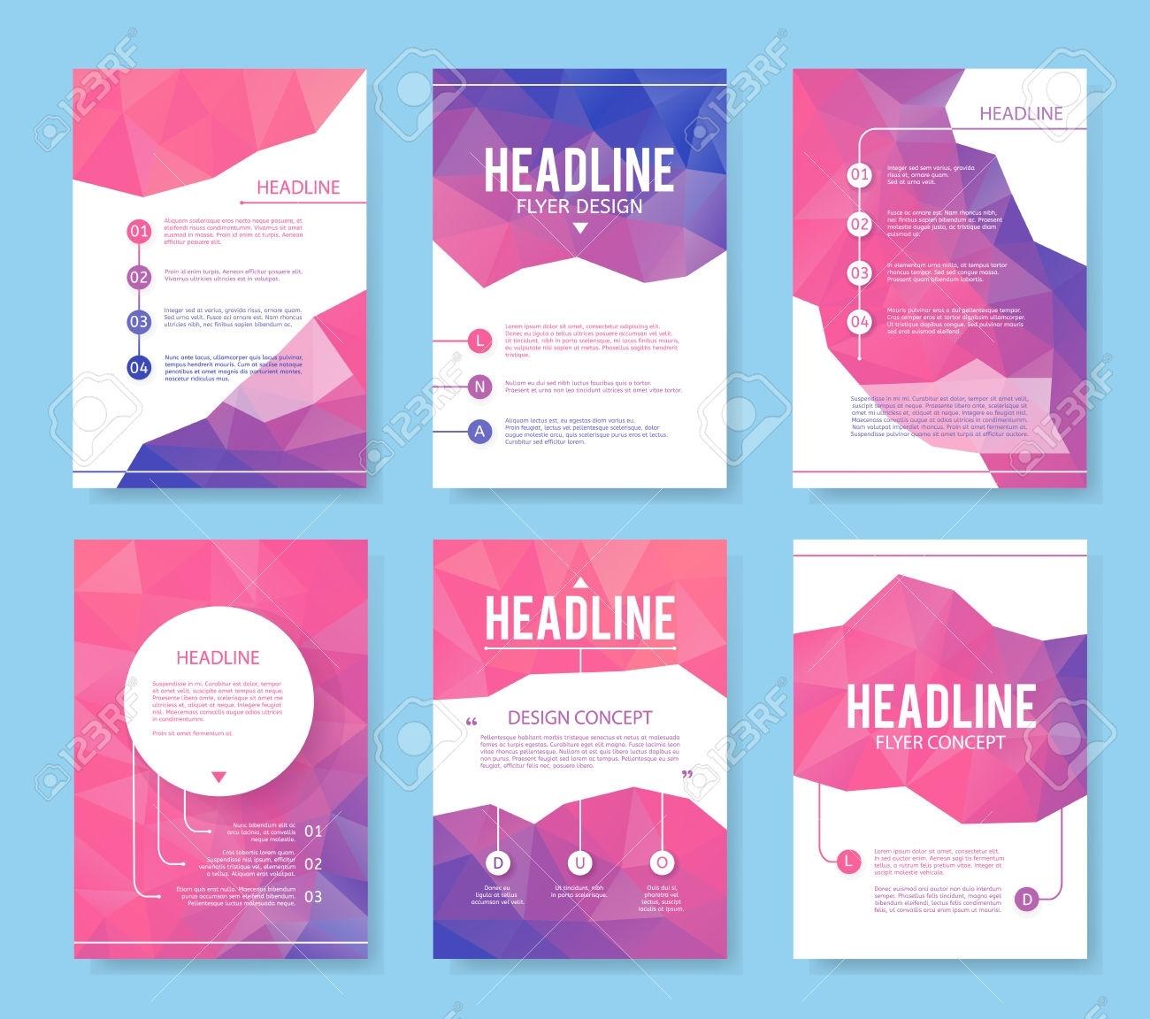 Blank Brochure Templates Free Inspirational Blank Flyer Templates - Free Printable Brochure Templates