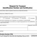 Blank W9 2018 Free W9Form To Print #25841920609 – Printable W 9 Tax   Free Printable W9