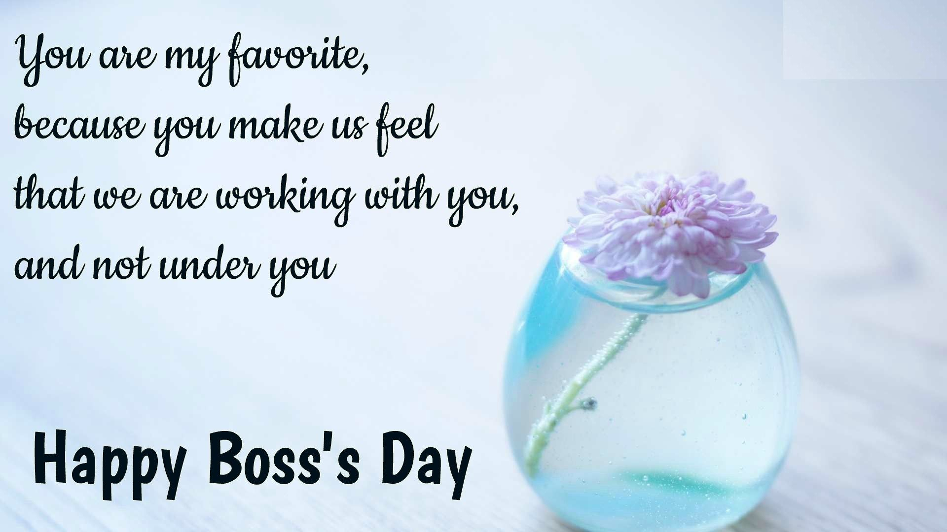 Boss Day Card With Quotes   Boss Day Images   Pinterest   Boss Day - Boss Day Cards Free Printable