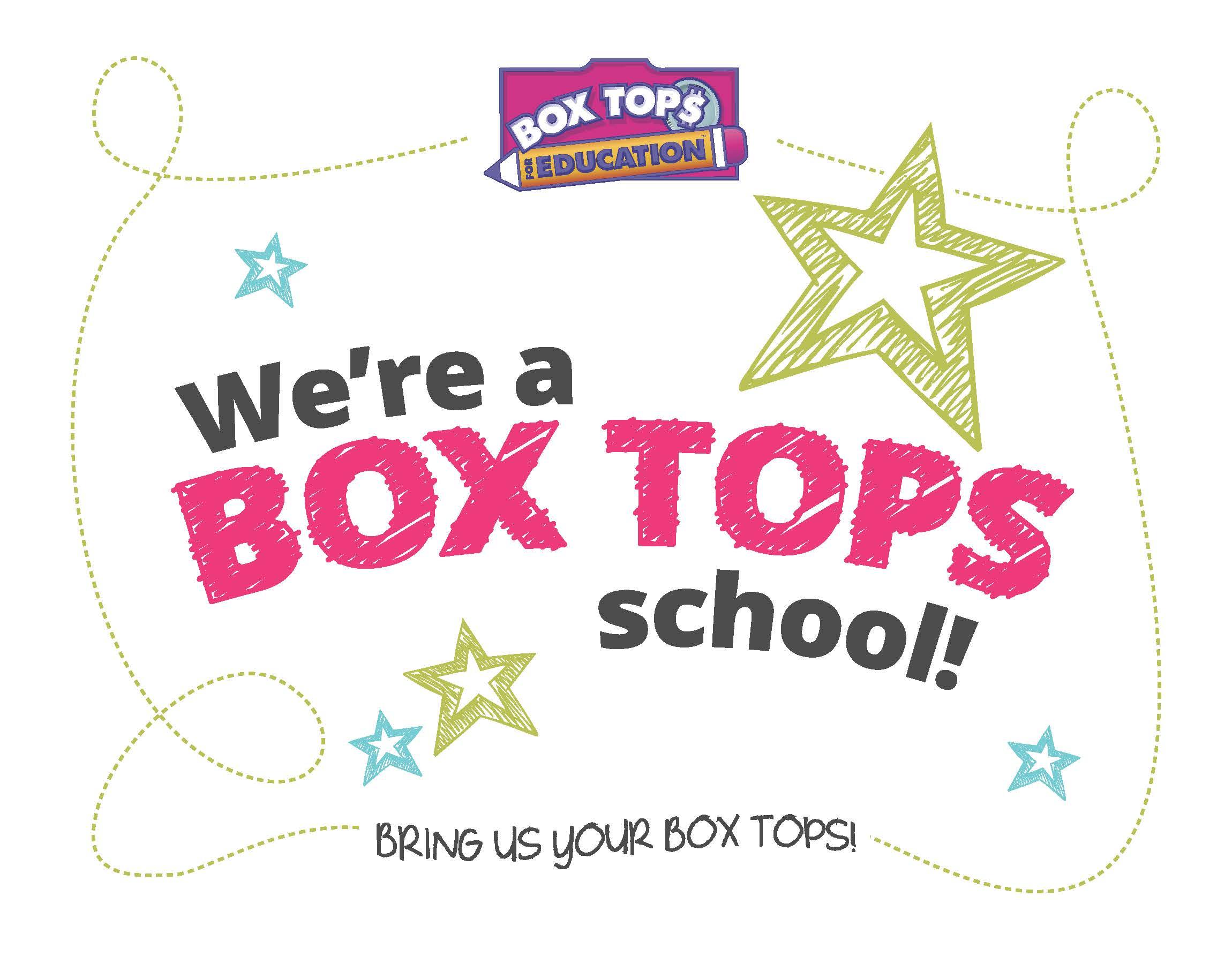 Box Tops For Education Clip Art Free | Lnkk - Free Printable Box Tops For Education