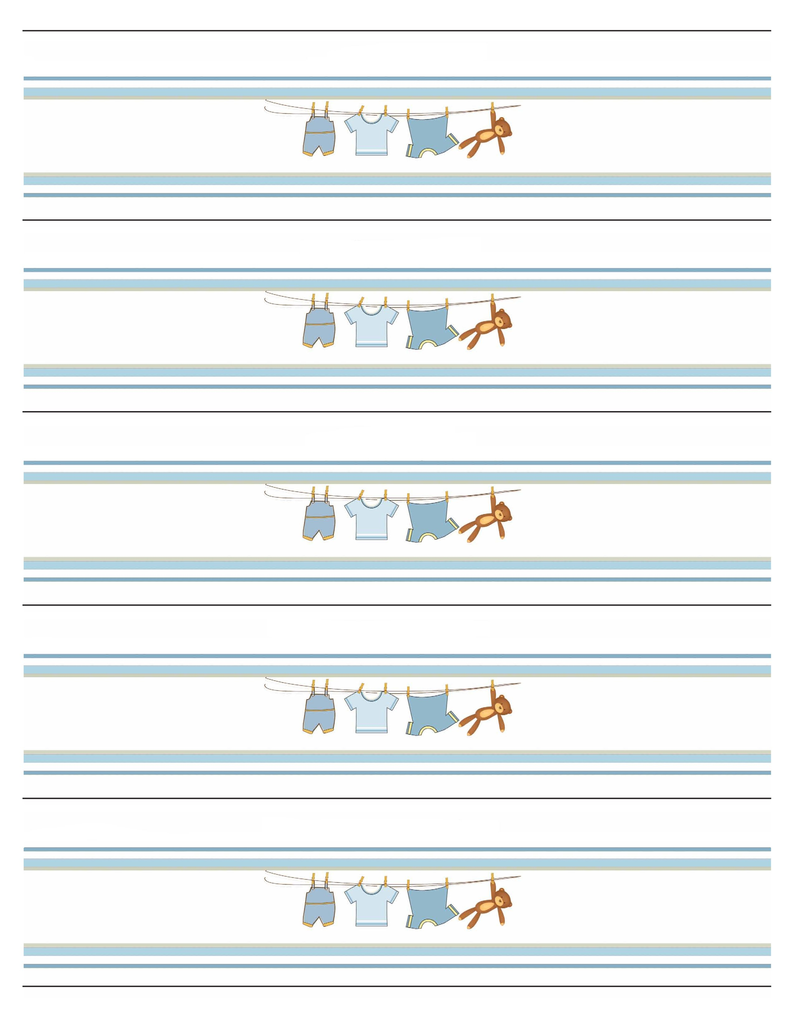 Boy Baby Shower Free Printables | Baby Shower Free Printables - Free Printable Baby Shower Labels For Bottled Water