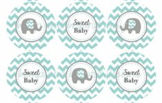 Boy Elephant Baby Shower Printables Free Printable Elephant Baby For - Free Printable Elephant Baby Shower