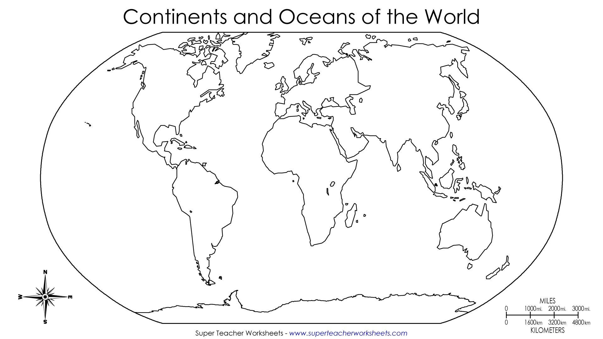 Bunch Ideas Of Blank World Map Continents Pdf For Your Best With - Free Printable World Map Pdf